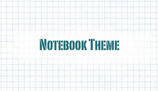 (FREE) Notebook