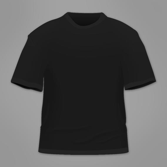 Free Blank T Shirt Template