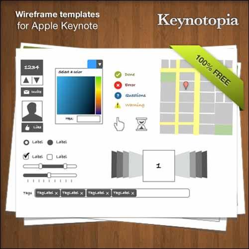 Keynotopia Free Keynote Presentation Template