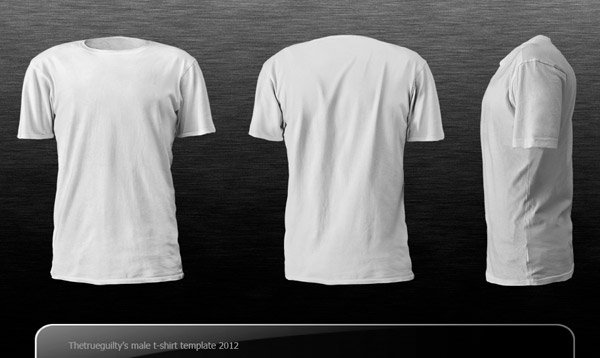 MALE T SHIRT TEMPLATE BY THETRUEGUILTY2 Download 40+ Free T Shirt Templates & Mockup PSD