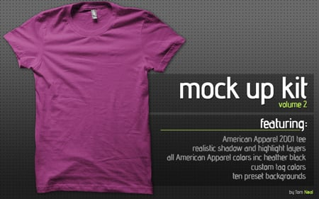 Mock2 Download 40+ Free T Shirt Templates & Mockup PSD