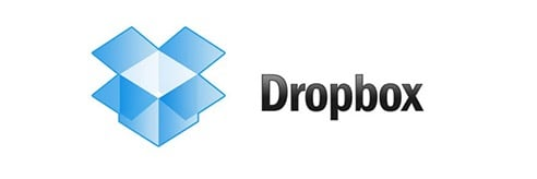 Screen Shot of Dropbox