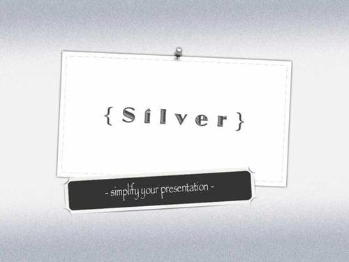 {Silver}