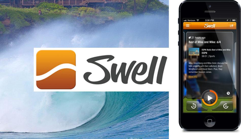 swell radio app for ios