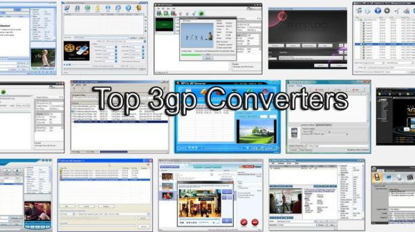 The Top 6 3gp Converters Available in the Market