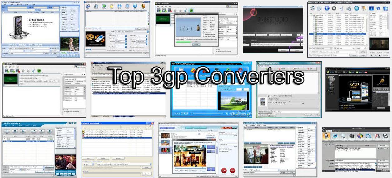 top 3gp converters