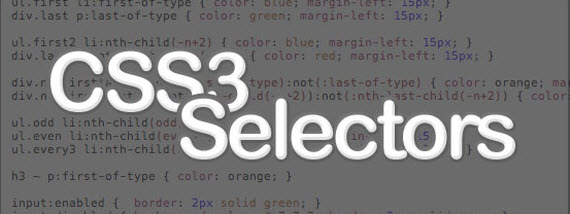 A Look at Some of the New Selectors Introduced in CSS3