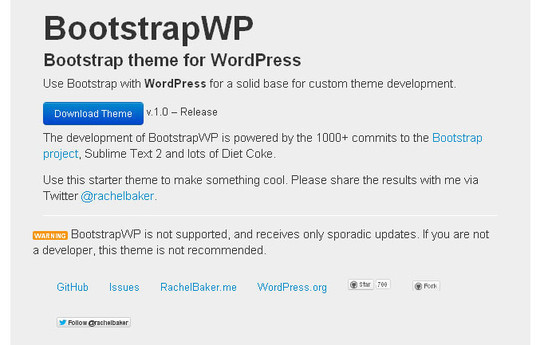 BootstrapWP