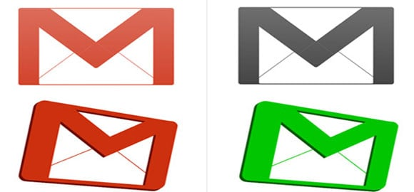 Create Gmail Logo With CSS3