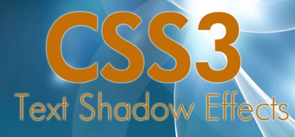 Everything About CSS3 Text Shadow Effects