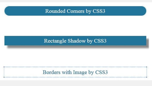 How to Create CSS3 Borders