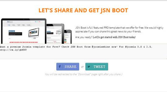 JSN Boot