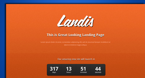 Landis-WP-Theme
