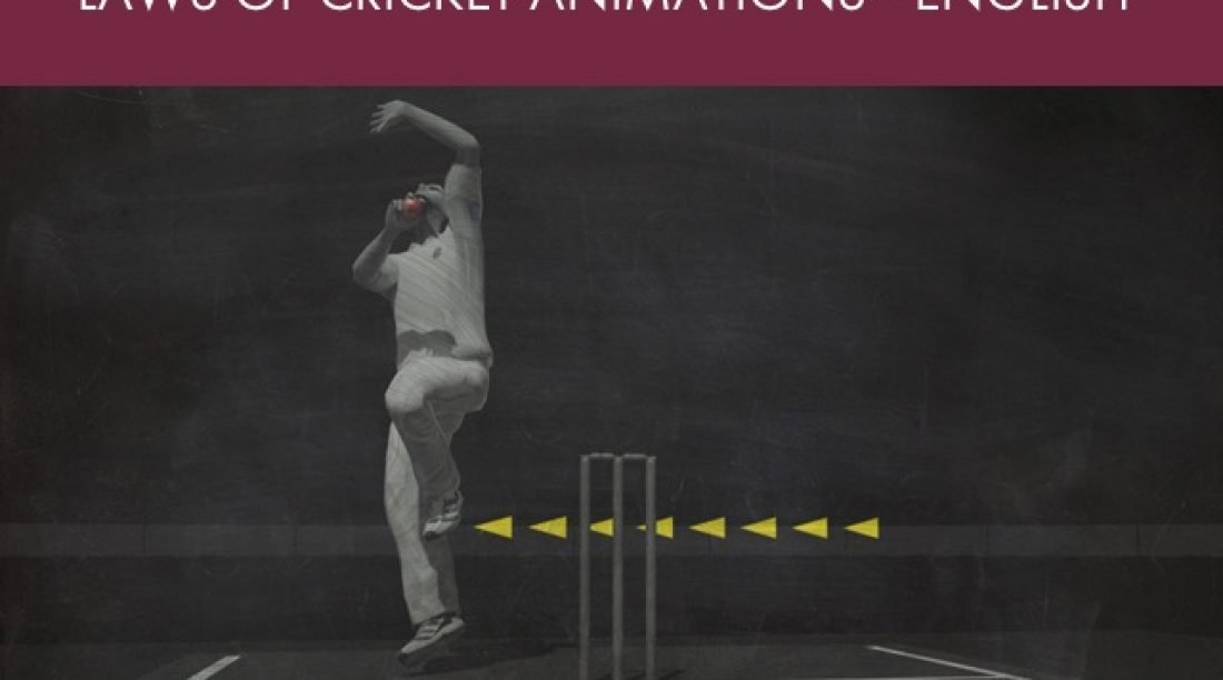 Watch Stephen Fry explain the Laws of Cricket