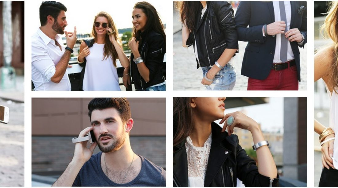 QBracelet - A Smartphone Charger with Extra Style