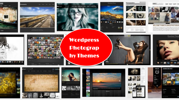 25 Of The Best Wordpress Photography Themes