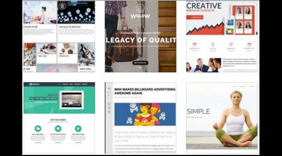 Top 17 Flat WordPress Themes that are Responsive
