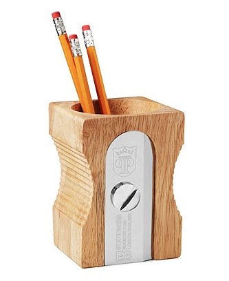 pencil sharpener holder