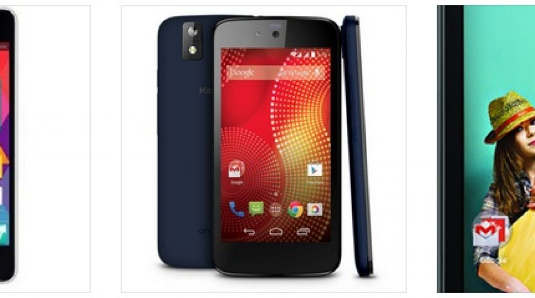 Android One Launched Micromax Canvas A1, Spice Dream Uno & Sparkle V in India