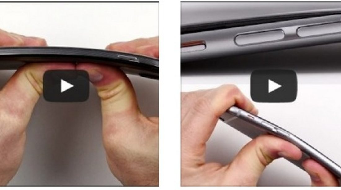 Bend it Like Beckham - iPhone 6 Plus Bending News