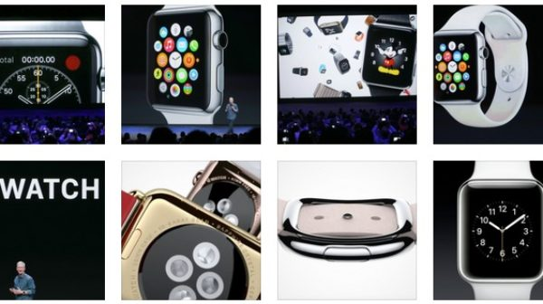 Apple Watch to be Released in Early 2015 with $349 Price Tag