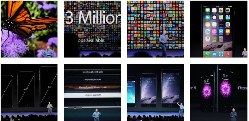 Apple New – iPhone 6 with 4.7 inch, iPhone 6+ with 5.5 inch