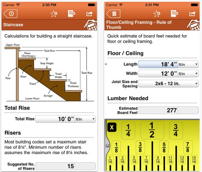 Home Improvement Software: The Six Best IPhone Apps For DIY Home Projects