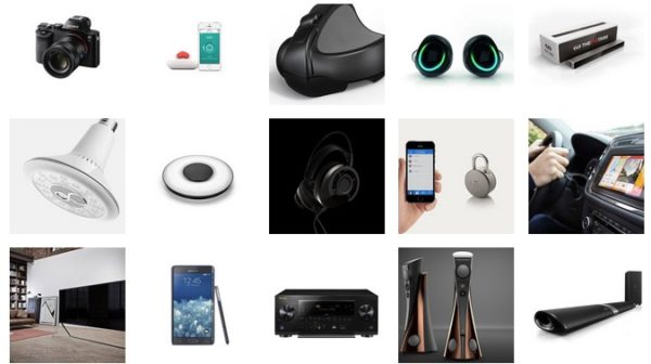 The Best of CES 2015 - The Fresh, Unusual and Innovative Gadgets