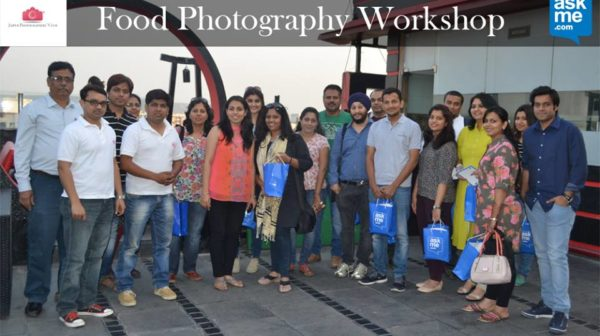 First Ever Bloggers Meet in Jaipur 2015 by Askme.com