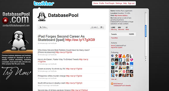 @DatabasePool