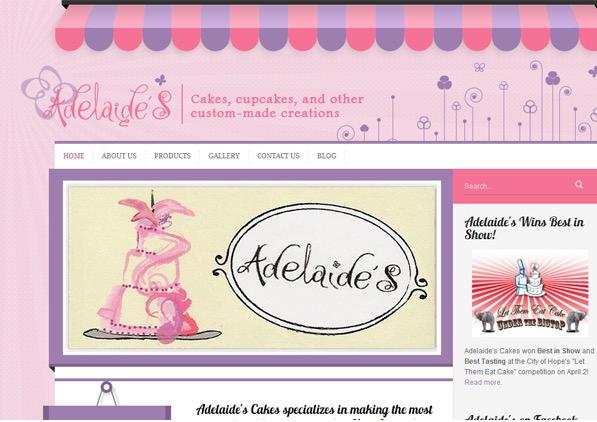 Adelaides-Cakes