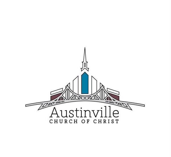 Austinville Church of Christ logo on Behance
