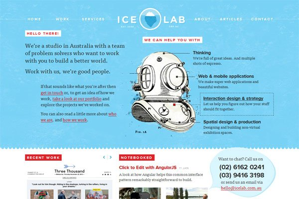 Australian Web Studio IceLab
