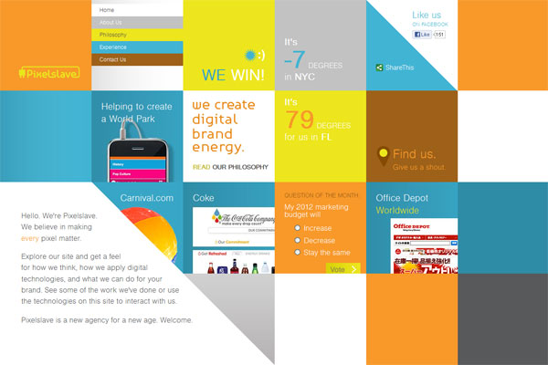 Digital Agency Pixelslave