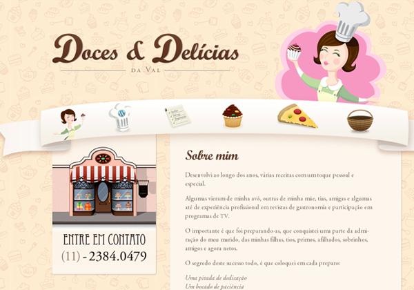 Doces & Delicias