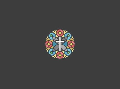 Dribbble Church logo mark