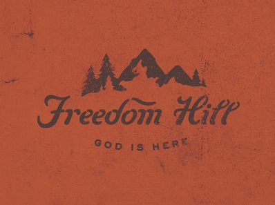 Dribbble Freedom Hill by Tavish Calico
