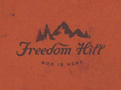 Dribbble Freedom Hill by Tavish Calico