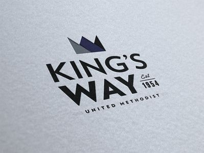 Dribbble King's Way & brand