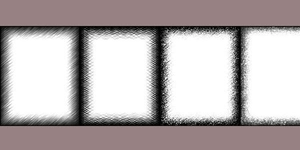 Free photo edges