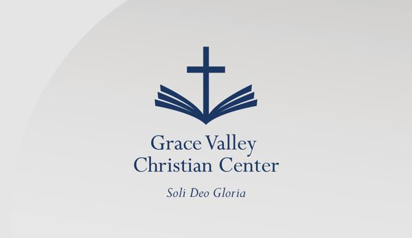 Grace Valley Christian Center identity design on Behance