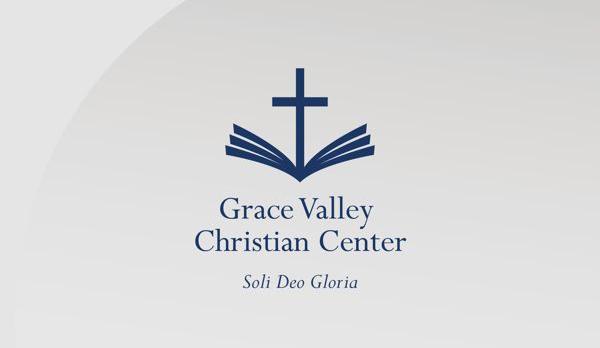 Grace Valley Christian Center identity design on Behance