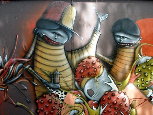 Graffiti, Hasselt
