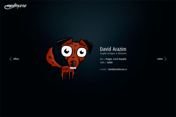 Graphic Designer & Illustrator David Arazim's Portfolio