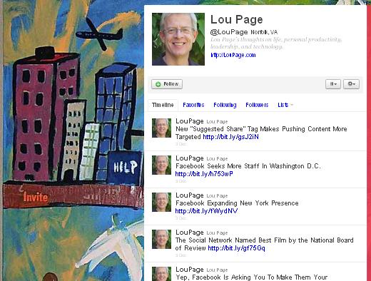 Lou Page