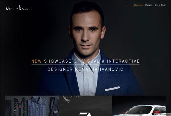 Nemanja Ivanovic's Portfolio