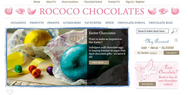 Rococo Chocolates