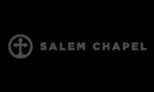 Salem Chapel on Behance