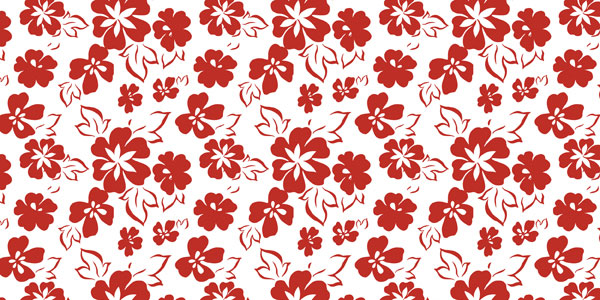 Seamless Flower Pattern - 5