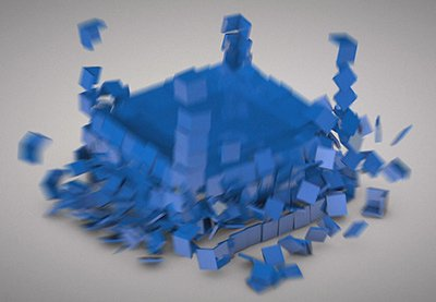 Shatter Parametric Objects in C4D